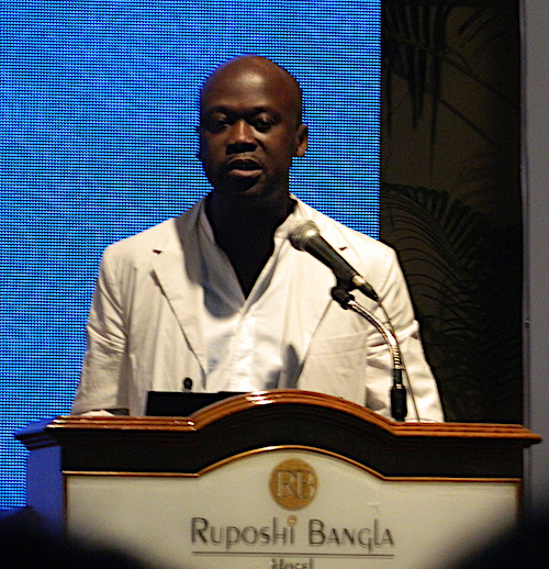 Architect David Frank Adjaye
