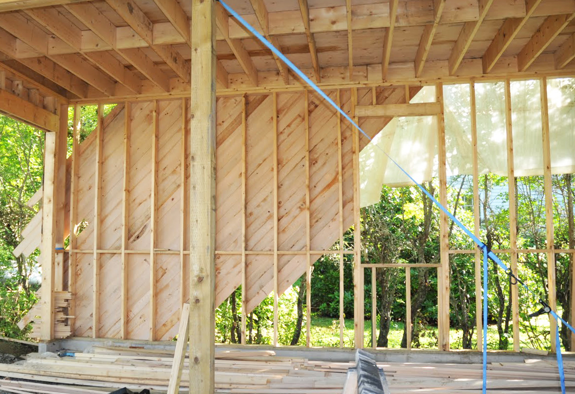 Top 5 exterior wall sheathing options for new home builds for Exterior framing