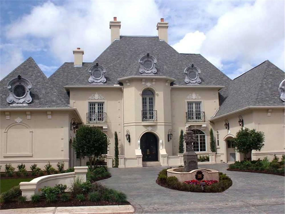 French Chateau Luxury Home