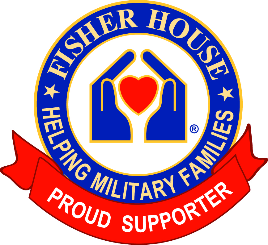 Fisher House Logo - Comfort Homes Network for Military Families