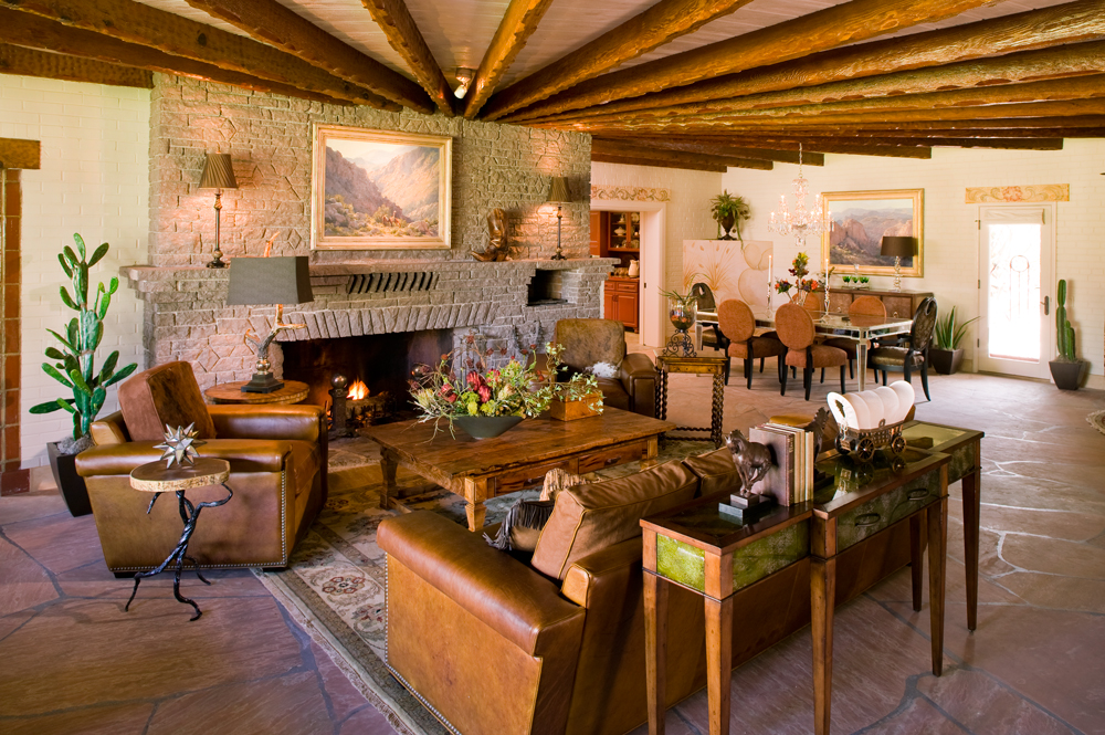 Southwest Style Home: Traces of Spanish Colonial & Native American ...