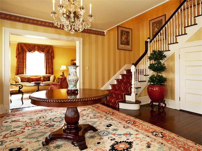 Modern Victorian Foyer : Victorian style house design timeless appeal and charm