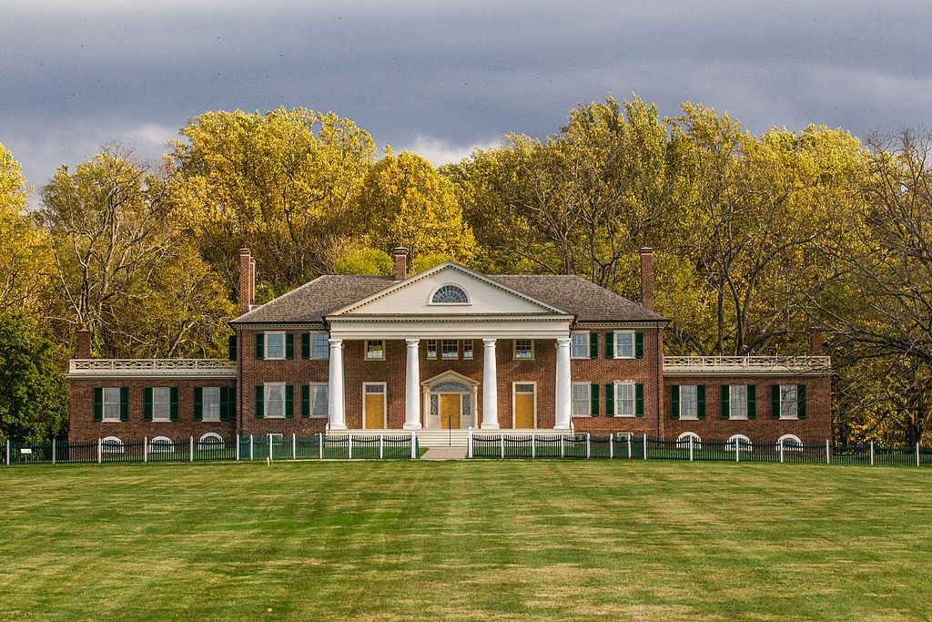 James Madison's Montpelier as it looks today
