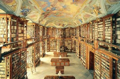 Beyond merely serving as archives, the best libraries also inspire.