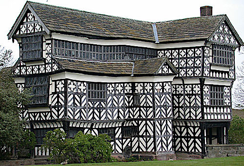 Tudor Structure in Great Britain from the 1500s