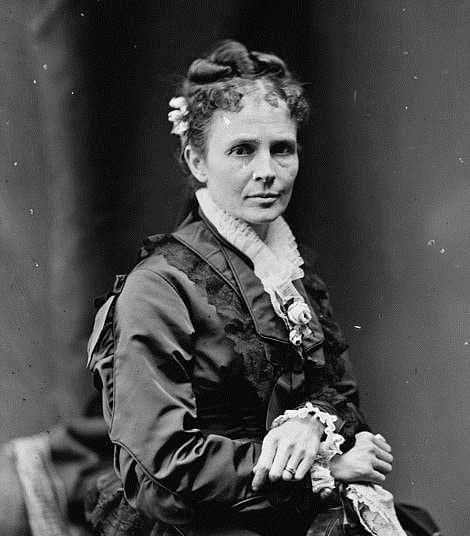 Lucretia Garfield - First Lady to President James Garfield