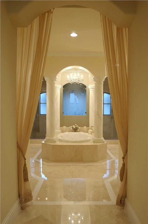 Luxury Master Bathroom Floor Plans
