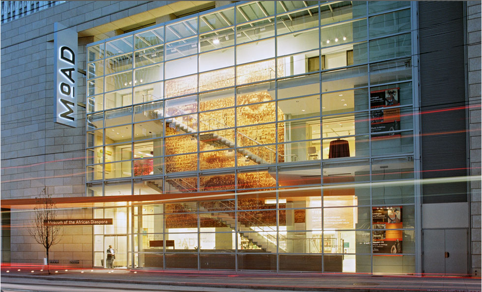 Museum of the African Diaspora, San Francisco, CA