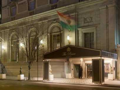 The Pierre Hotel - New York City