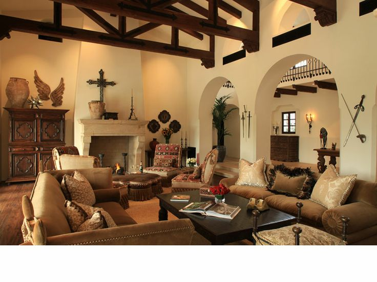 Southwest Style Home Traces Of Spanish Colonial amp Native