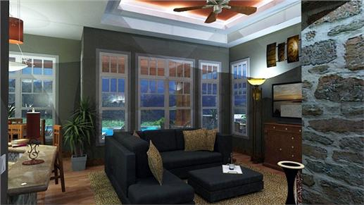 The One Story Home Stylish Living Without Stairs