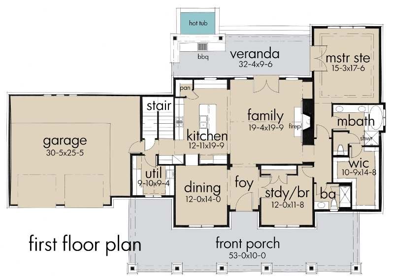 duggar family house floor plans duggar house floor plan