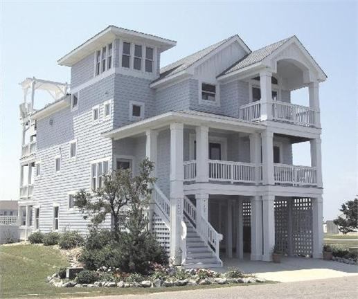 Beachfrront home
