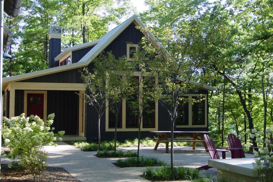 Coastel styel house plan #168-1011