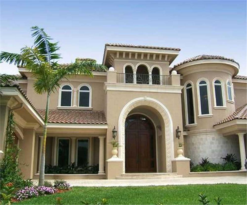 Plan 175-1060 Floridian Style Home