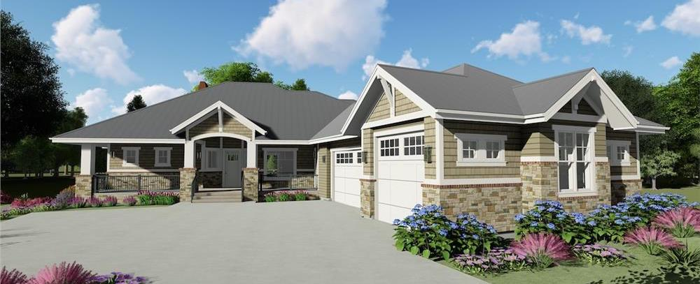 What is a Roof Slope and Why Should I Care? Ranch House Plan With Hip Roof on gazebo building plans for hip roofs, ranch house with gable roof, ranch house plans with hipped roofs, ranch house additions with hip roof, ranch homes with hip roofs, ranch house plans 1955, ranch house addition over garage,