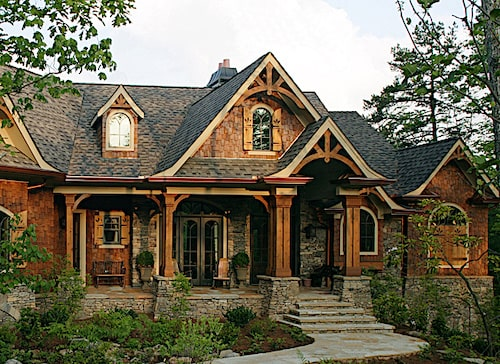 Amazing 1-story, 3-bedroom Craftsman home