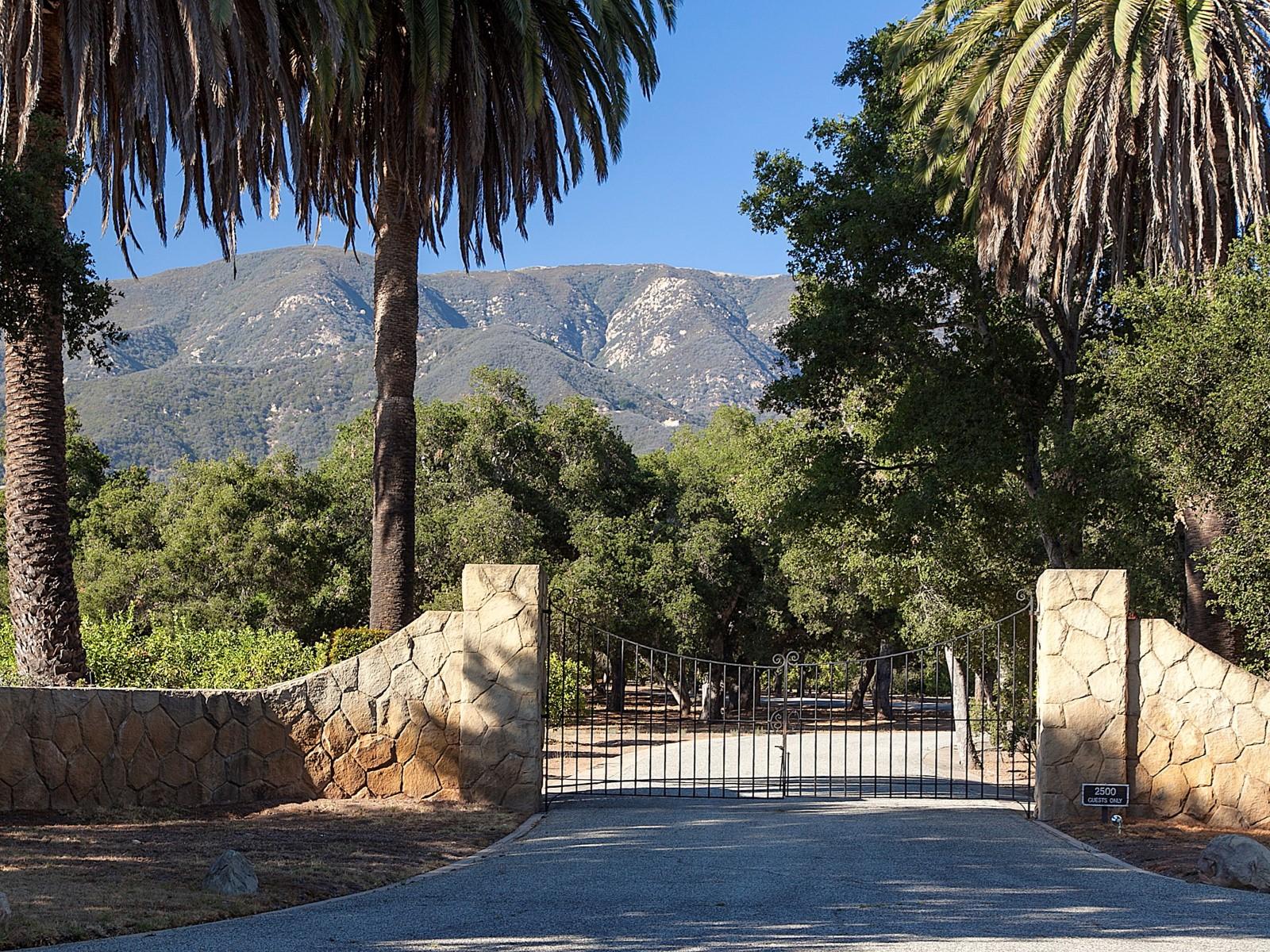 Rancho San Carlos, Montecito CA Single Family Home - Santa Barbara Real Estate