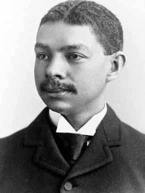 Robert Robinson Taylor circa 1890