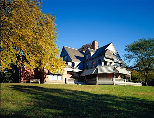 Theodore Roosevelt's Sagamore Hill home