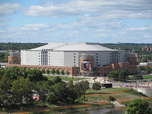 Jerome Schottenstein Center, Ohio State University