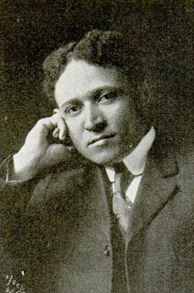 William Sydney Pittman circa 1916