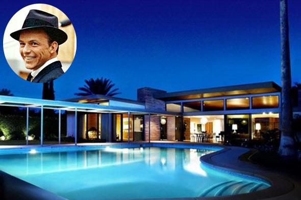 Sinatra's Palm Springs Modern Home