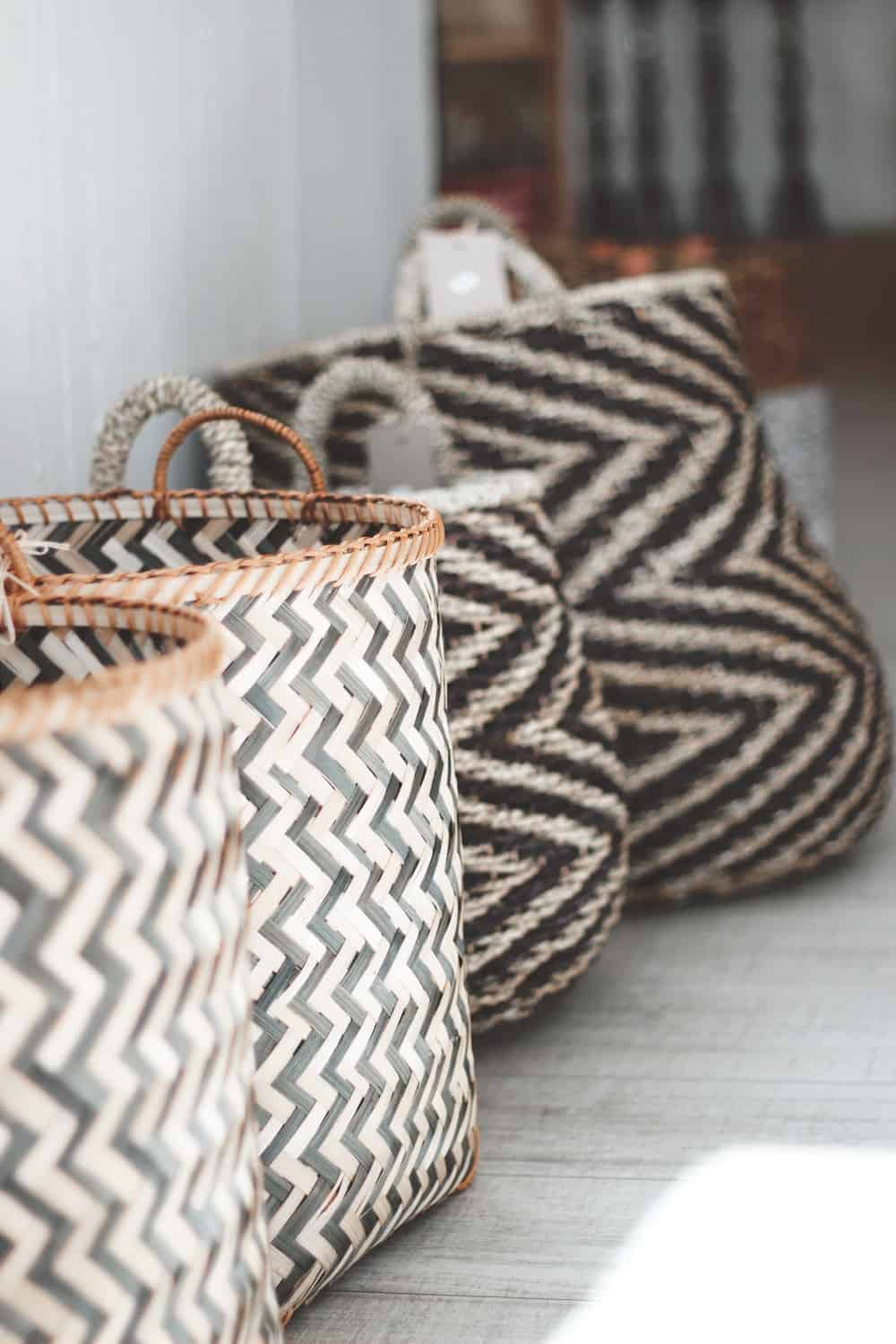baskets - great storage maximizer