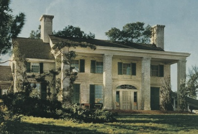 Southern plantation - Tara from Gone with the Wind