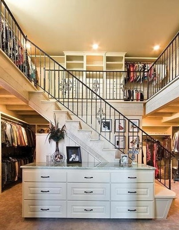Home closet re-imagined!