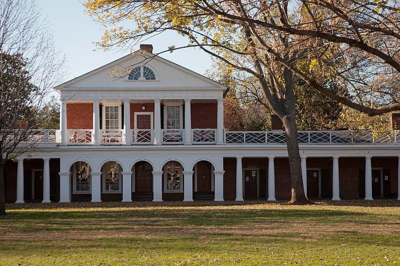 University of Virginia (UVA) Pavillion VII