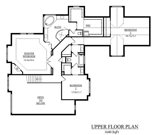 Shingle style house plans a home design with new england for B q bedroom planner