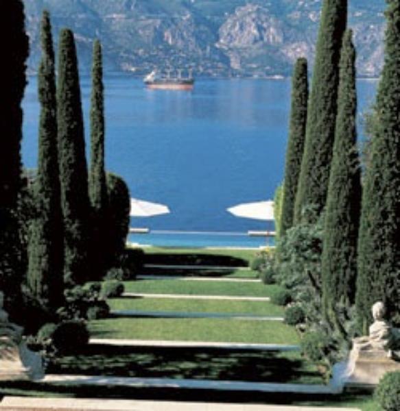 Villa La Fiorentina, Saint-Jean-Cap-Ferrat Peninsula, French Riviera, France