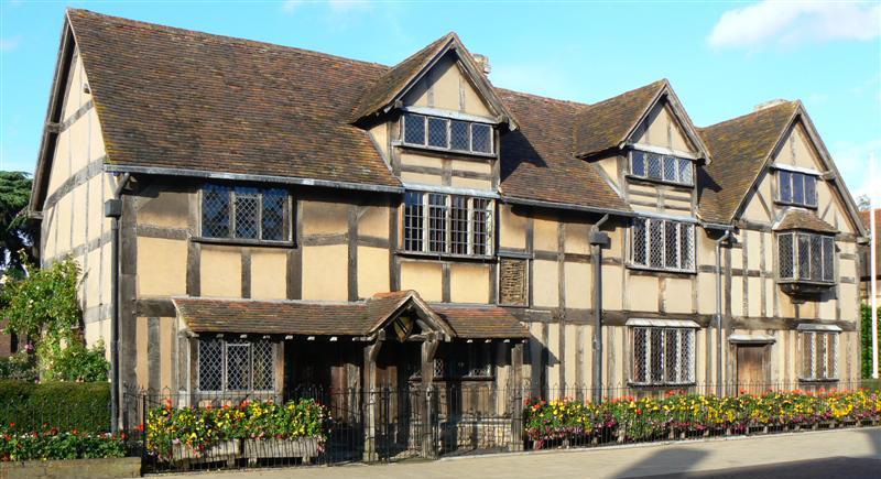 William Shakespeare's Tudor home