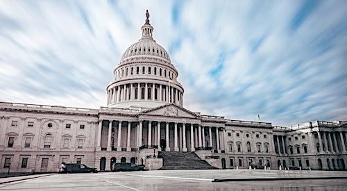 U.S. Capitol building in Washinton, D.C.