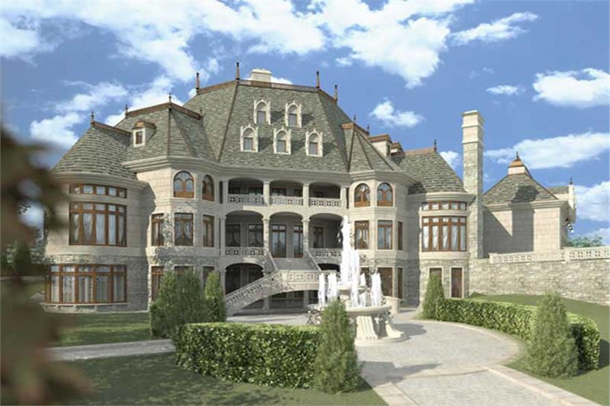 The Chateau Novella