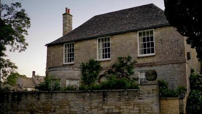 Brampton house used as the Crawley's home in Downton Abbey (2010)