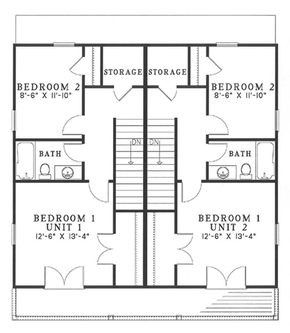 6 Reasons to Make a Duplex House Plan Your Next Dream Home on 2 house phones, rent house plans, house floor plans, best small house plans, small craftsman house plans, ranch house plans, unique small house plans,