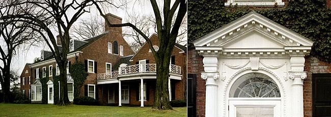 Hudson Pines: Mrs David M. Milton Abby Rockefeller Country House