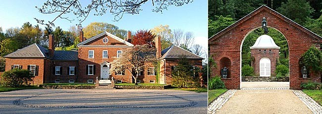 Pook's Hill: Mr & Mrs Mott B. Schmidt Country House