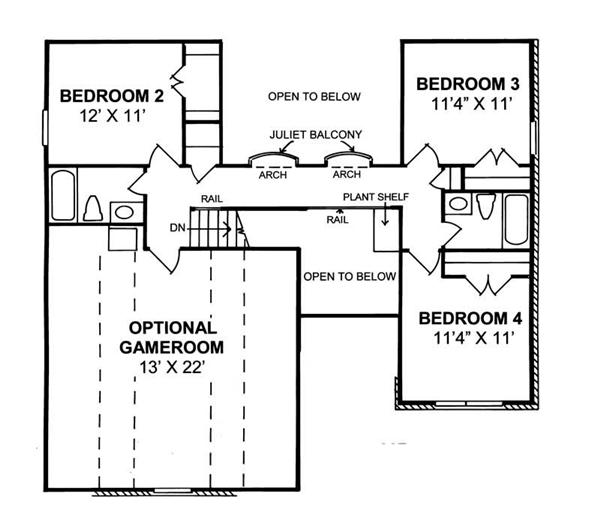 Wheelchair accessible house plans handicap for Handicapped accessible house plans